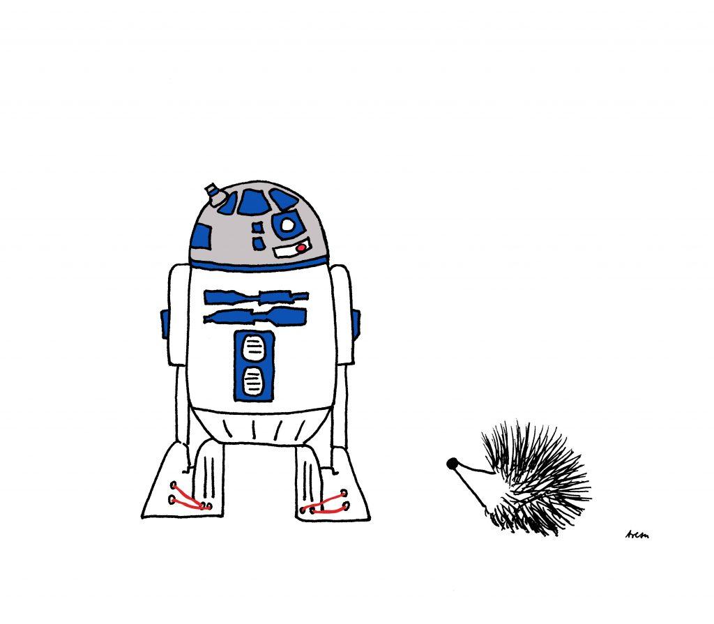 Star Wars Igel