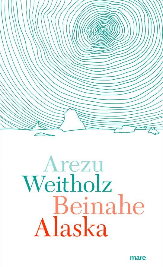 Beinahe Alaska von Arezu Weitholz Buchcover