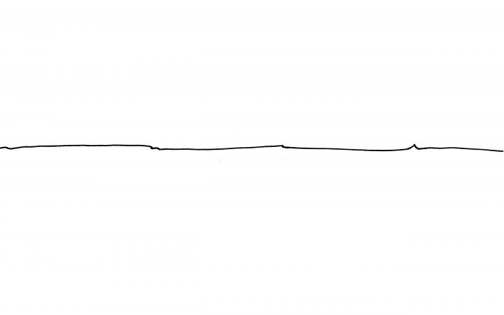 Horizont von Arezu Weitholz